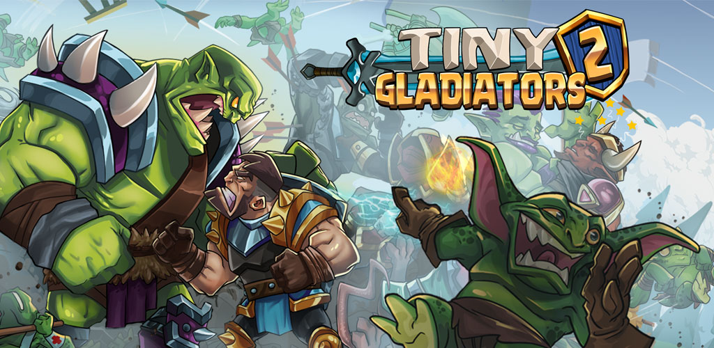 بازی Tiny Gladiators 2: Heroes Duels
