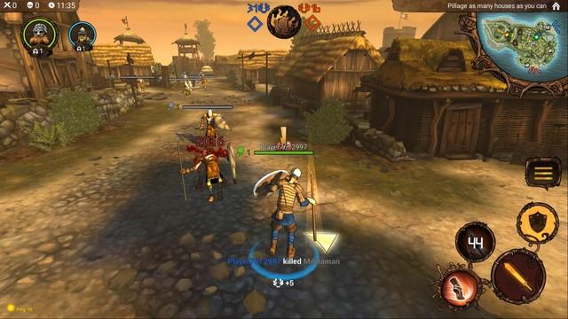بازی I Viking
