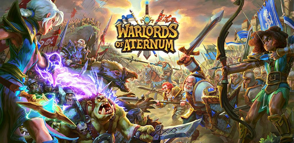 بازی Warlords of Aternum