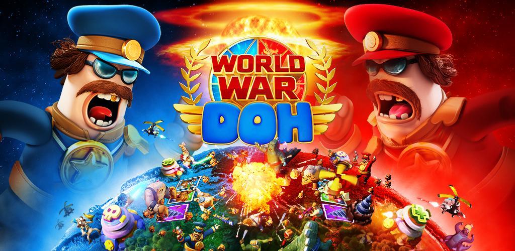 بازی World War Doh: Real Time PvP
