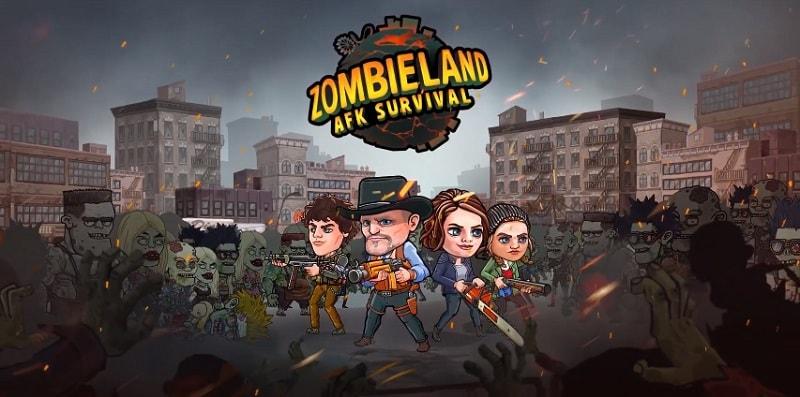 بازی Zombieland: AFK Survival
