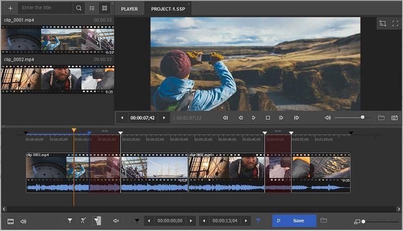 نرم افزار Wondershare Filmora