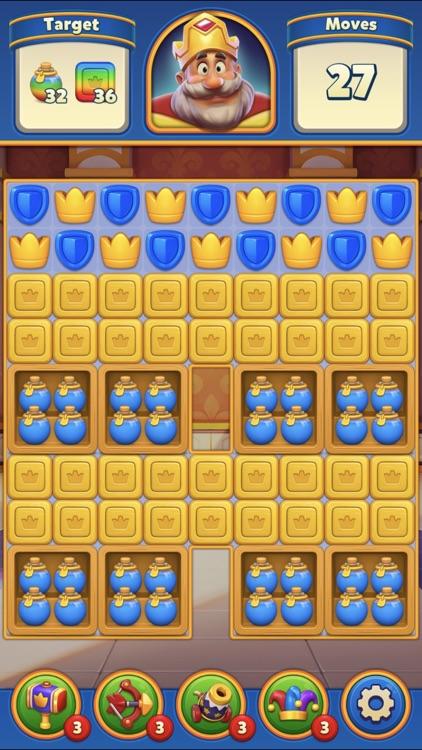 بازی Royal Match