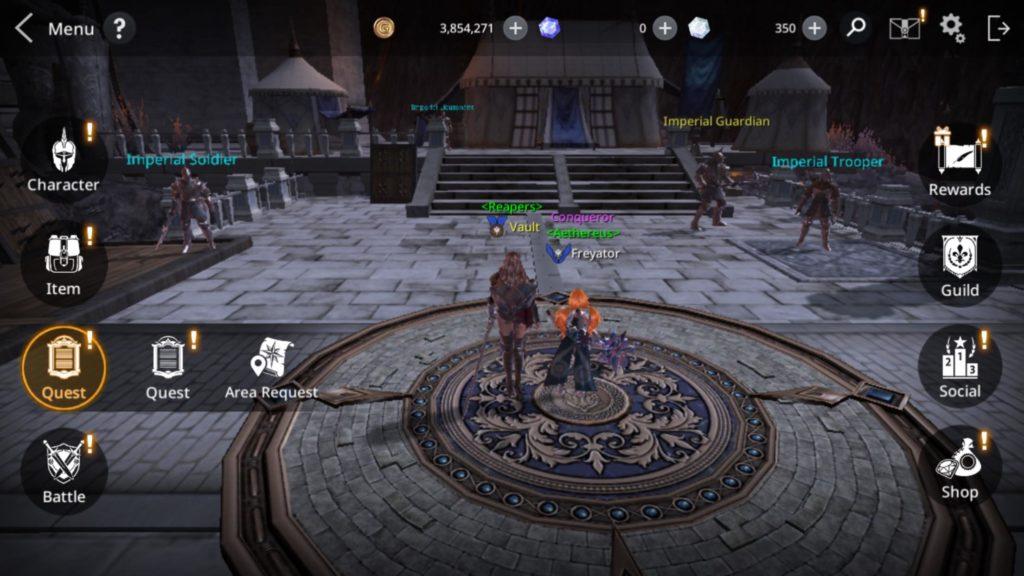 بازی AxE: Alliance vs Empire