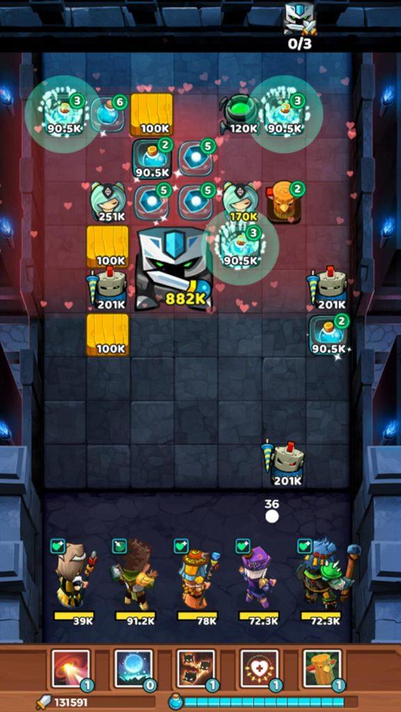 بازی Battle Bouncers
