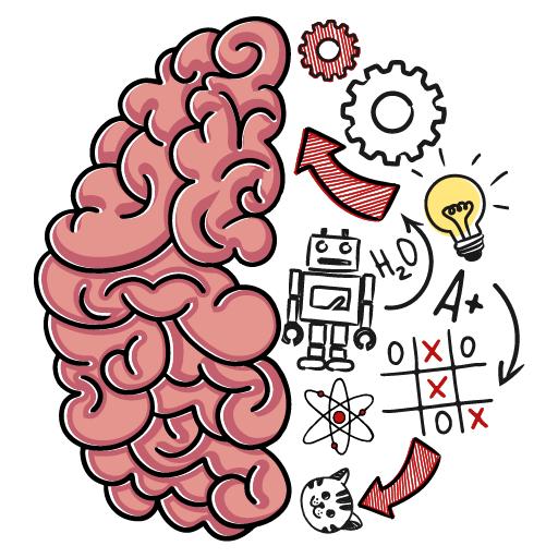 بازی Brain Test: Tricky Puzzles