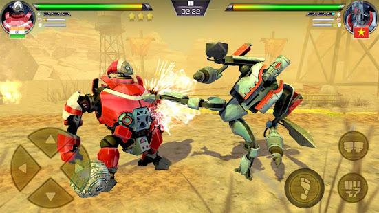 بازی Clash Of Robots