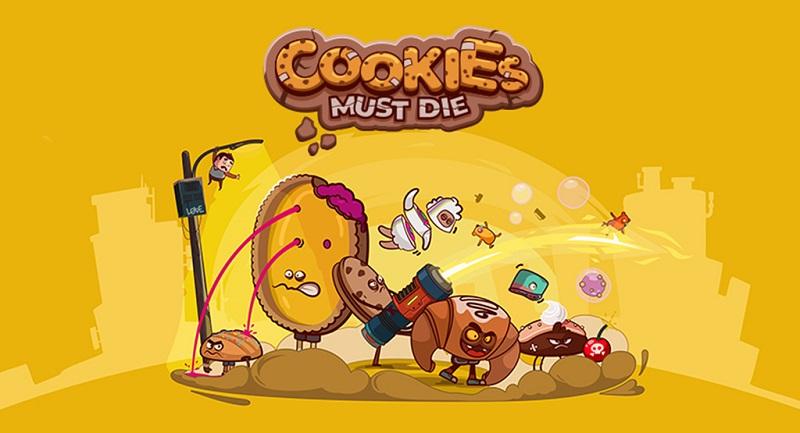 بازی Cookies Must Die