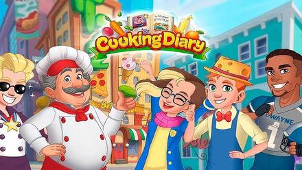 بازی Cooking Diary