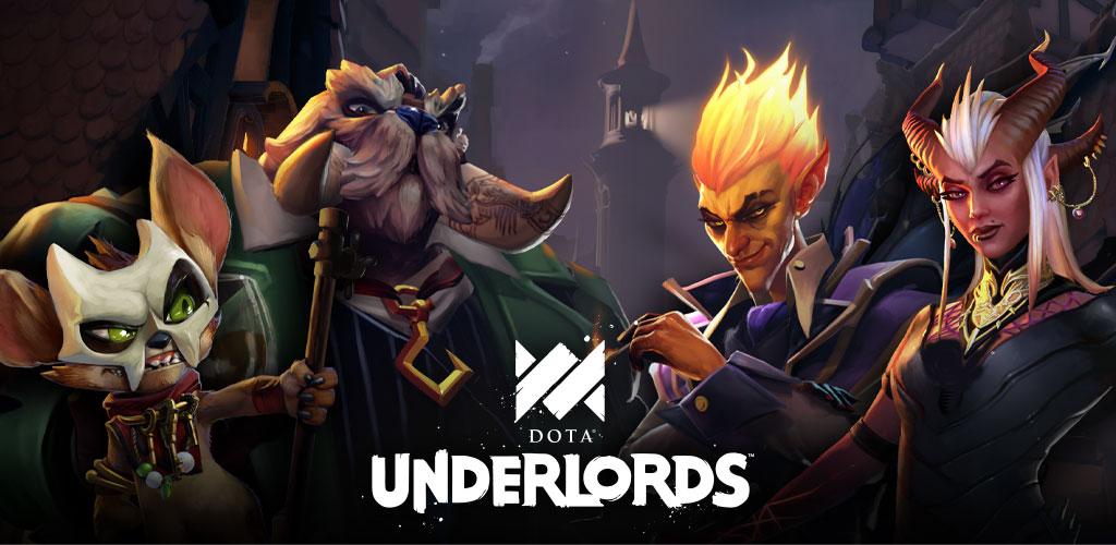 بازی Dota Underlords