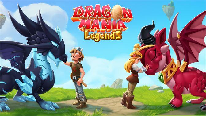 بازی Dragon Mania Legends