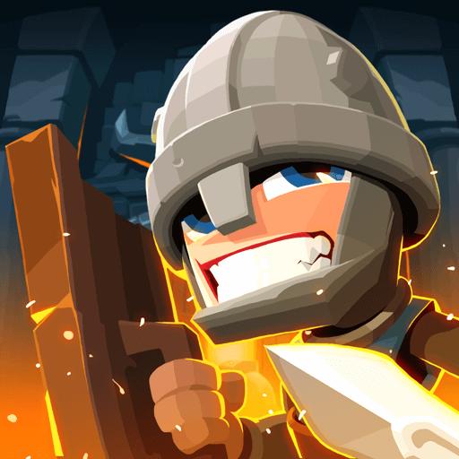 بازی Dungeon Tactics : AFK Heroes