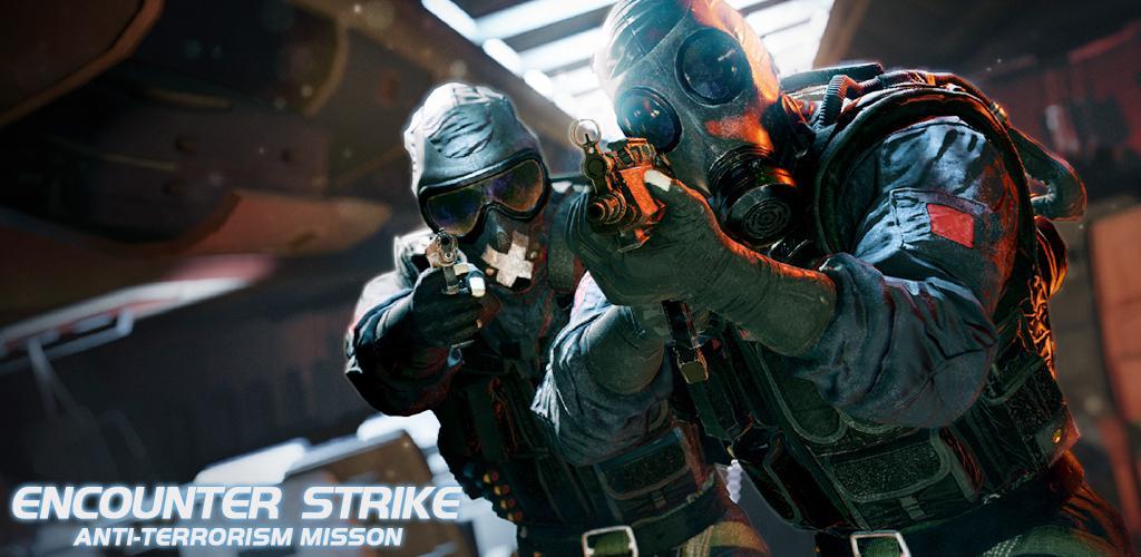 بازی Encounter Strike