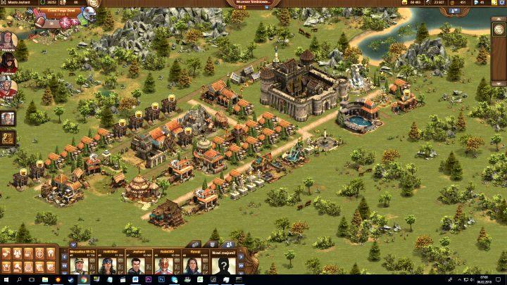 بازی Forge of Empires