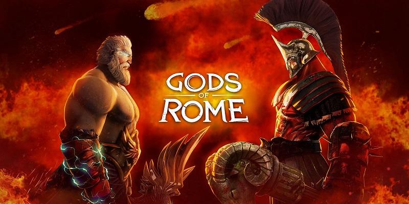 بازی Gods of Rome