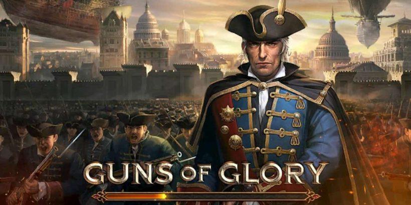 بازی Guns of Glory