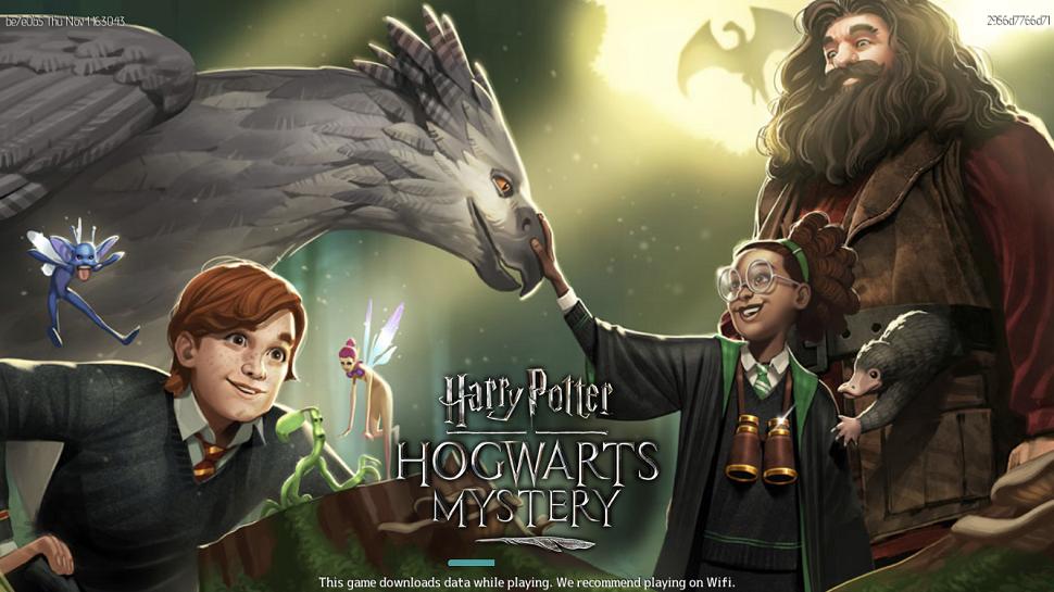بازی Harry Potter: Hogwarts Mystery