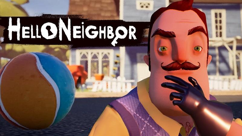 بازی Hello Neighbor Full