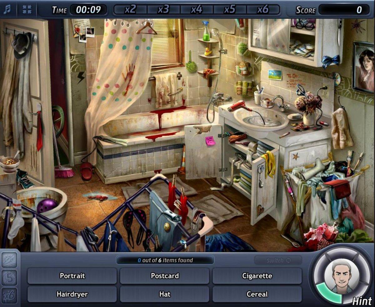 بازی Hidden Objects: Find items