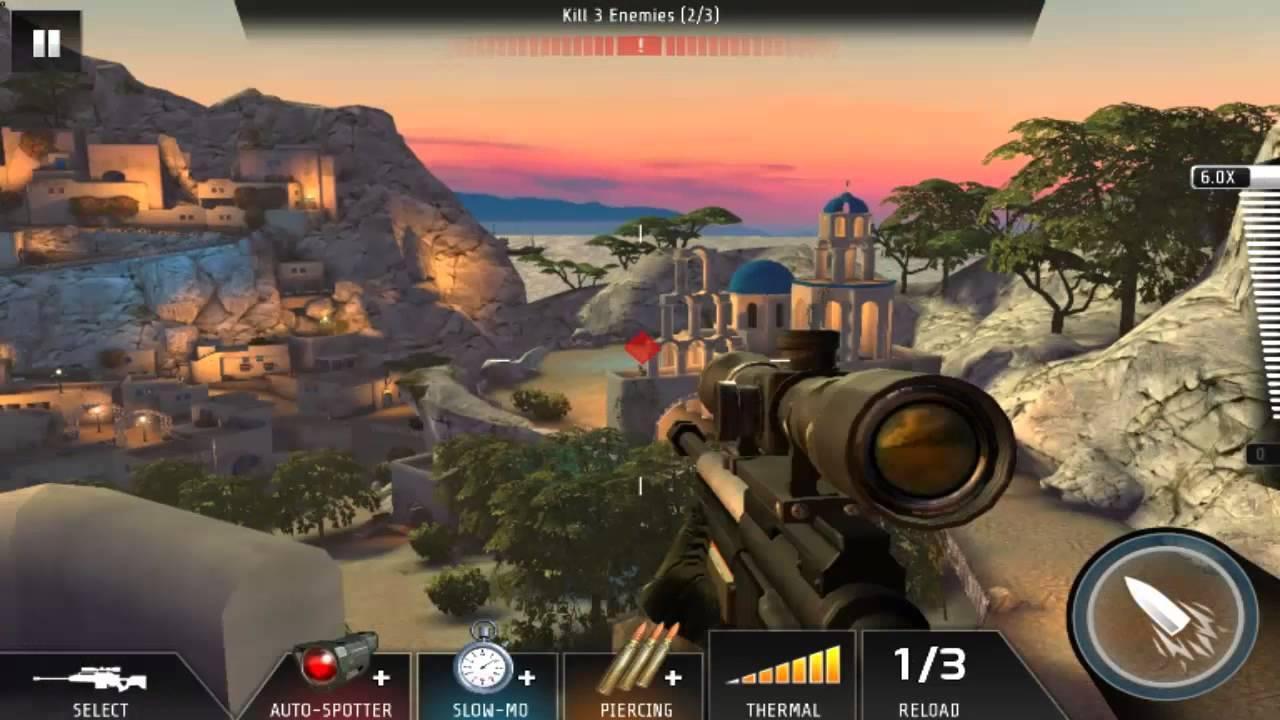 بازی Kill Shot Bravo