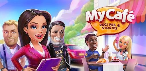 بازی My Cafe: Recipes & Stories