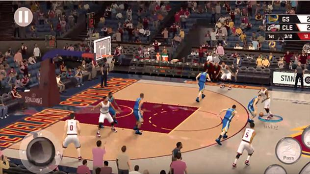 بازی NBA LIVE Mobile Basketball