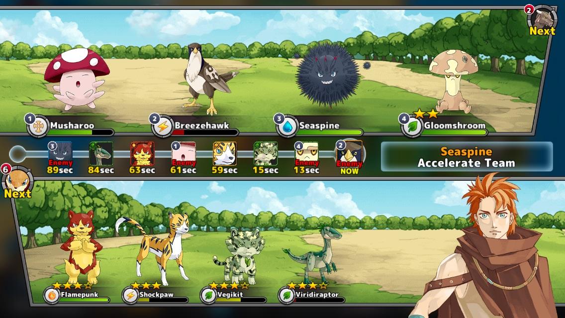 بازی Neo Monsters