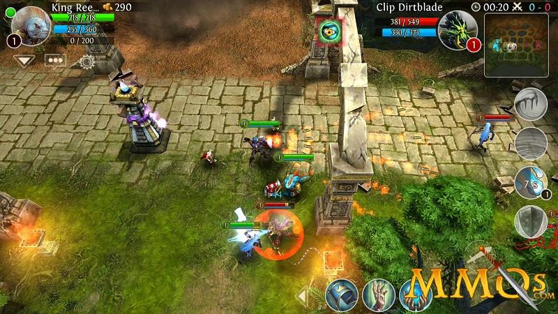 بازی Order & Chaos Online