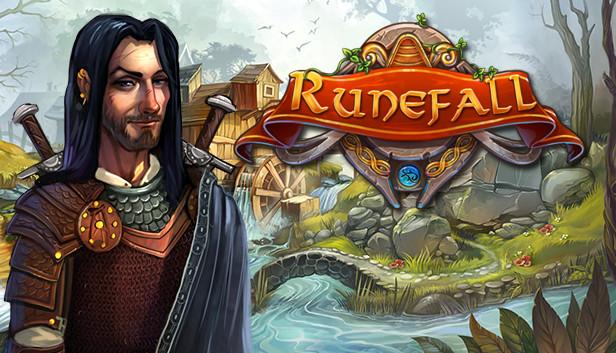 بازی Runefall