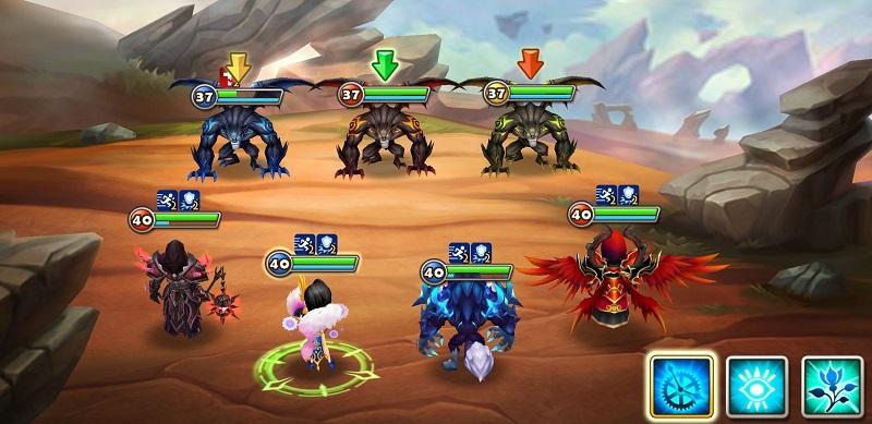 بازی Summoners War