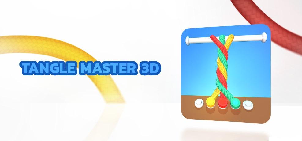 بازی Tangle Master 3D