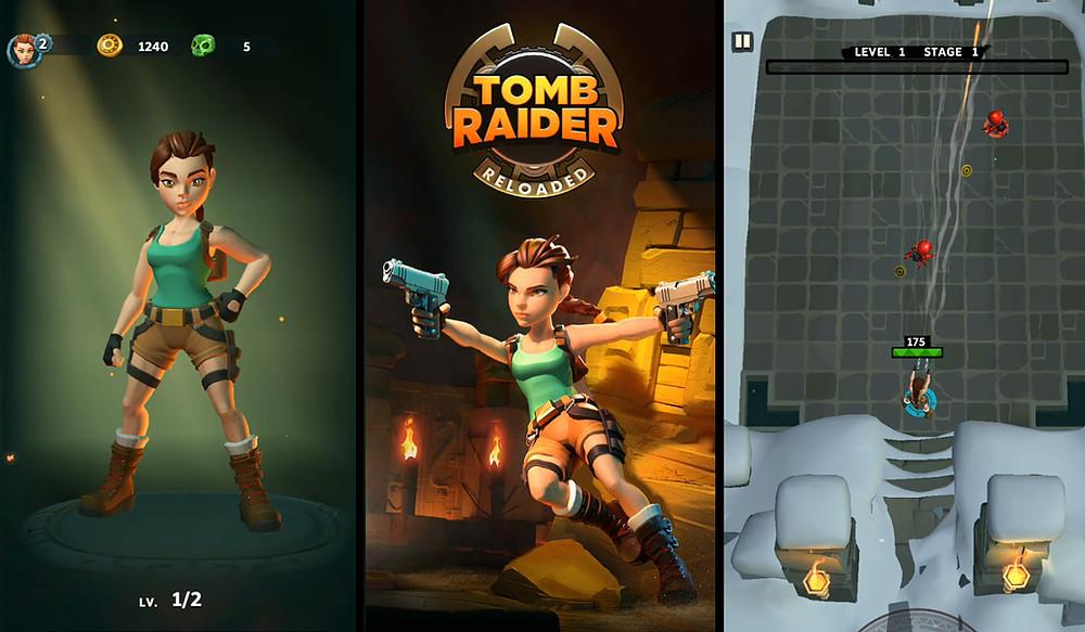 بازی Tomb Raider Reloaded