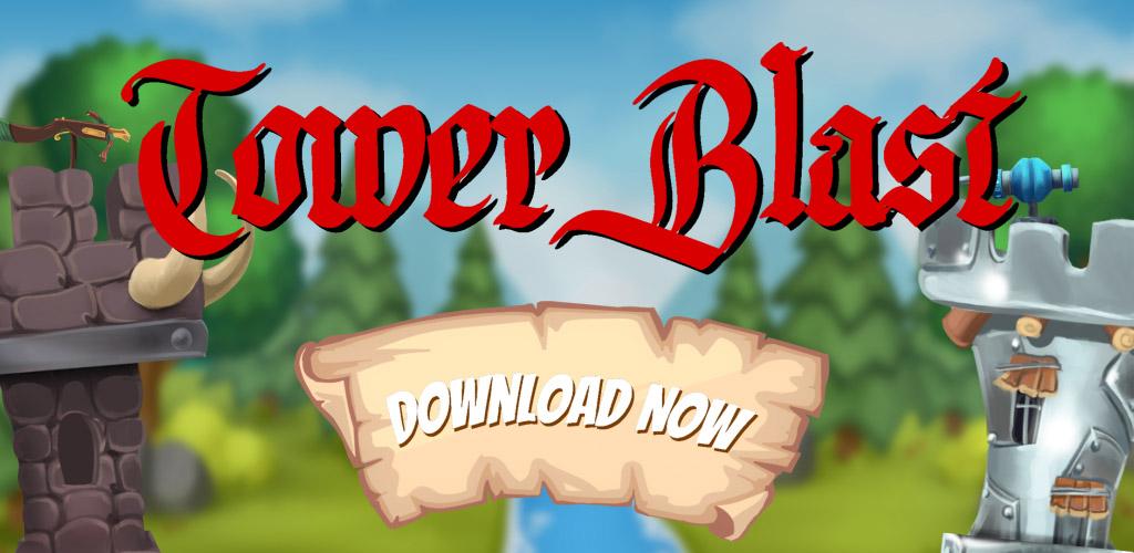بازی Tower Blast