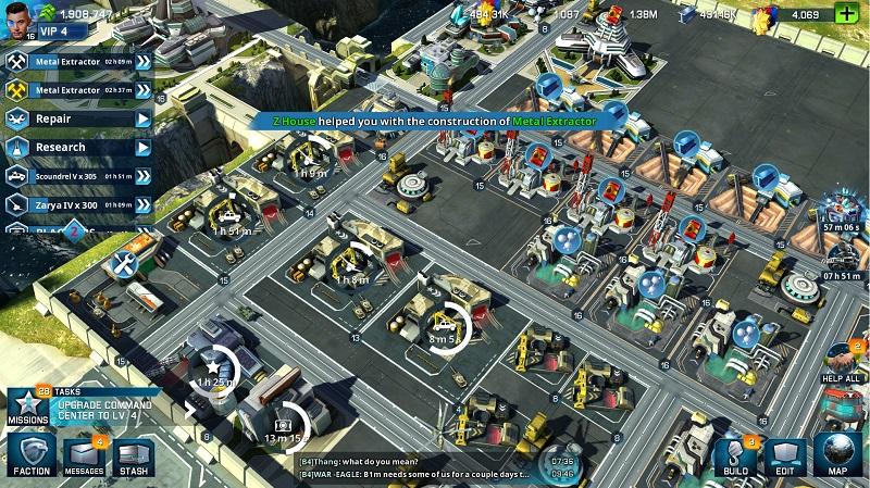 بازی War Planet Online: Global Conquest