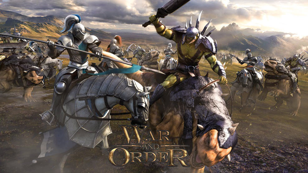بازی War and Order
