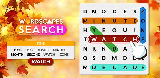 بازی Wordscapes Search